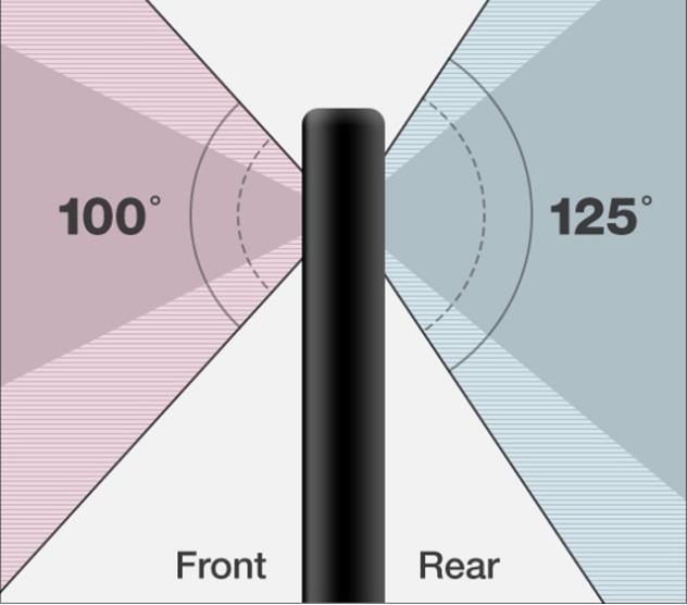 LG G6 : le double capteur photo se dévoile en grand-angle