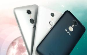 Vidéo : le Français Echo dévoile ses nouveaux téléphones à petit prix au MWC 2017