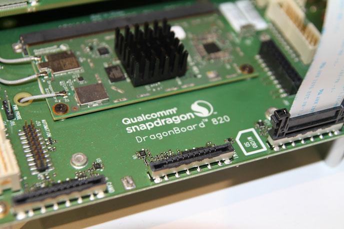 Peugeot sélectionne le Qualcomm Snapdragon 820 Automotive pour ses voitures