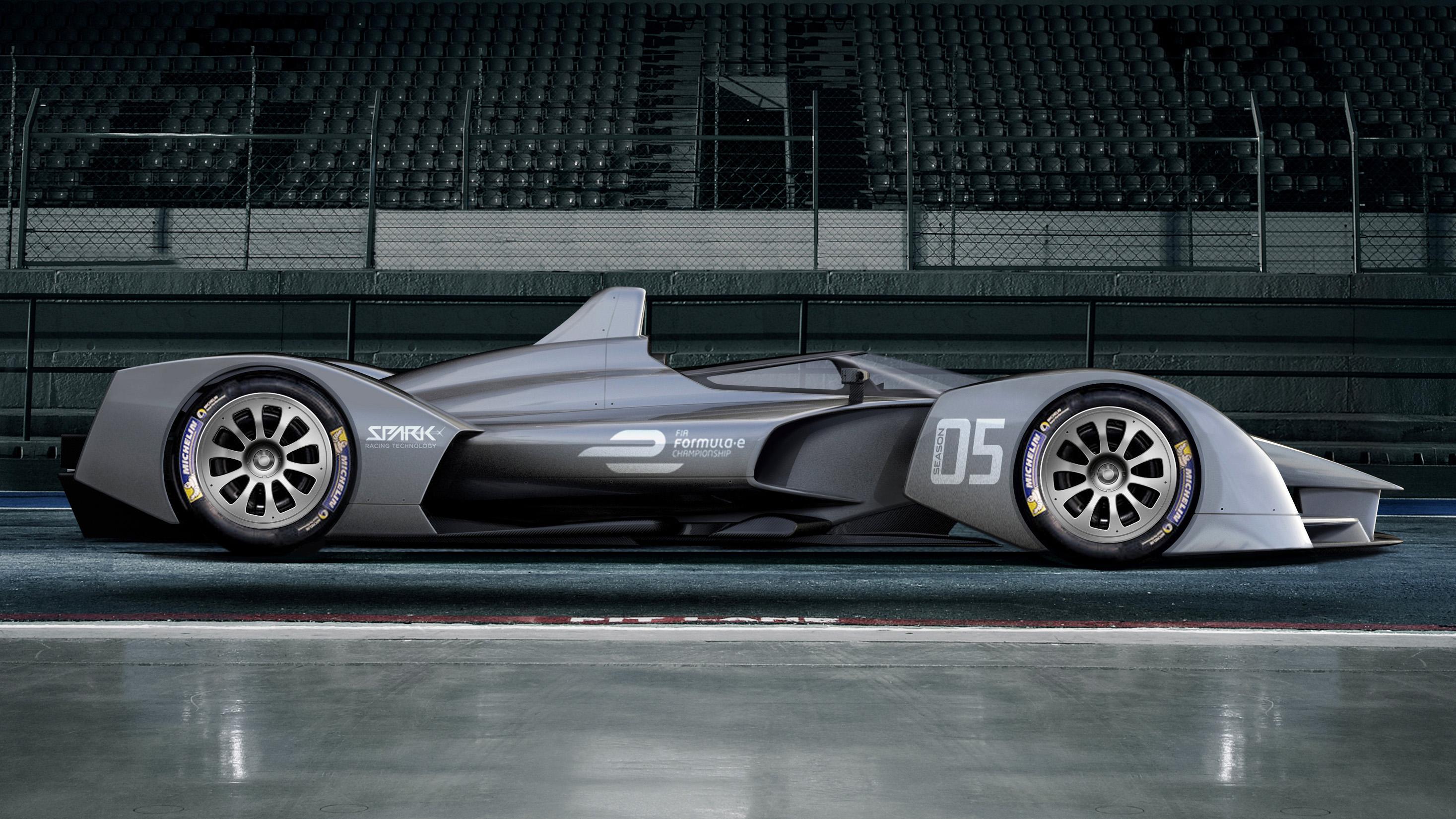 De nouvelles Formula E super futuristes pour 2018