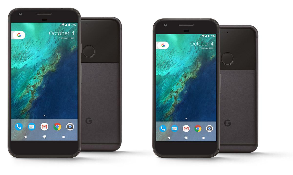 Google Pixel : non, la production n'est pas arrêtée