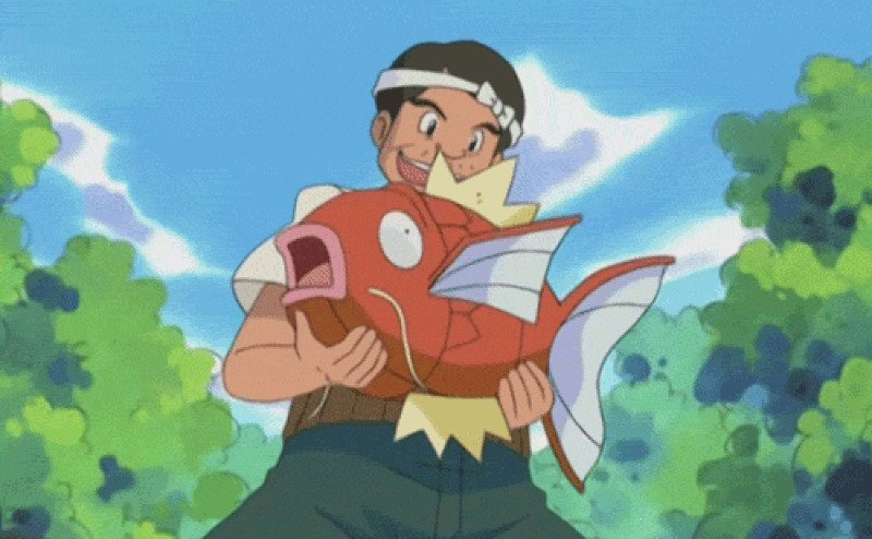 Splash! Magikarp, le prochain jeu Pokémon sur mobile