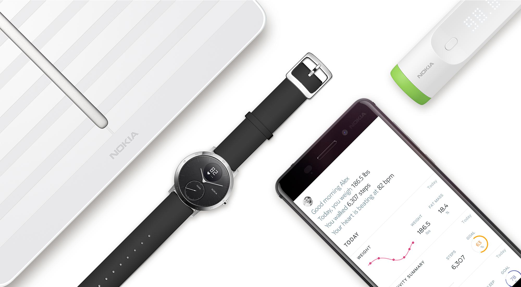 MWC 2017 : la marque Withings disparaitra au profit de Nokia cet été