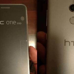 HTC One X10 : des photos pour le prochain smartphone à petit prix du Taïwanais