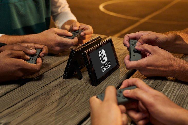 La Nintendo Switch ne remplacera pas votre iPad, c'est fort regrettable