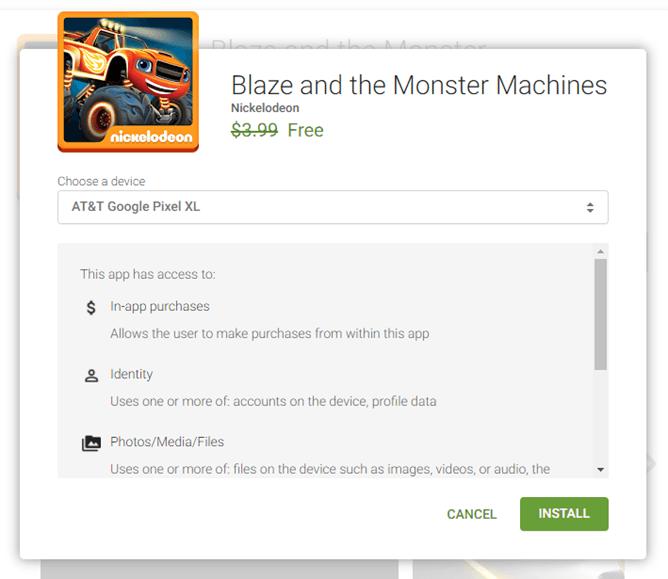 Enfin des applications gratuites en promo sur le Play Store ?