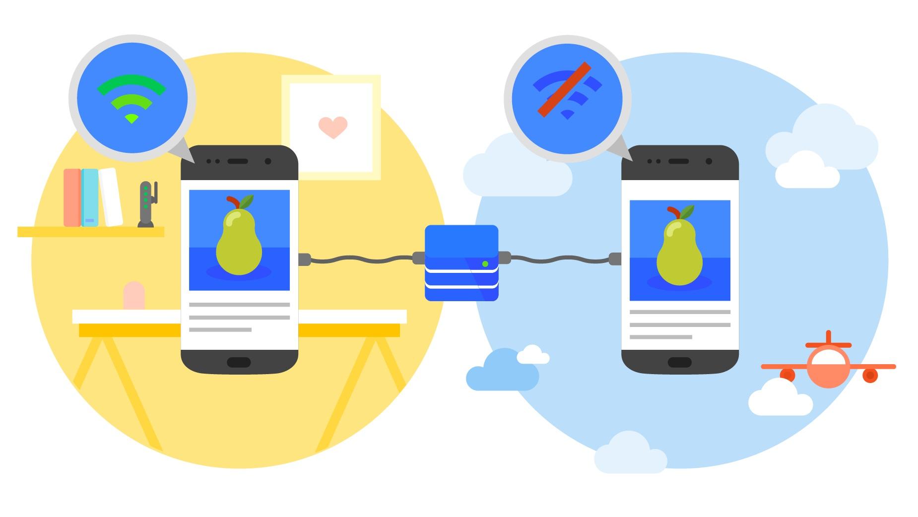 Google réduit la frontière entre les Progressive Web Apps et les applications natives