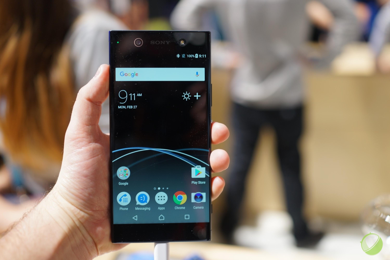 Le Sony Xperia XA1 arriverait plus tôt et moins cher que prévu