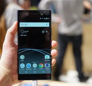 Vidéo : prise en main des Sony Xperia XA1 et XA1 Ultra au MWC 2017