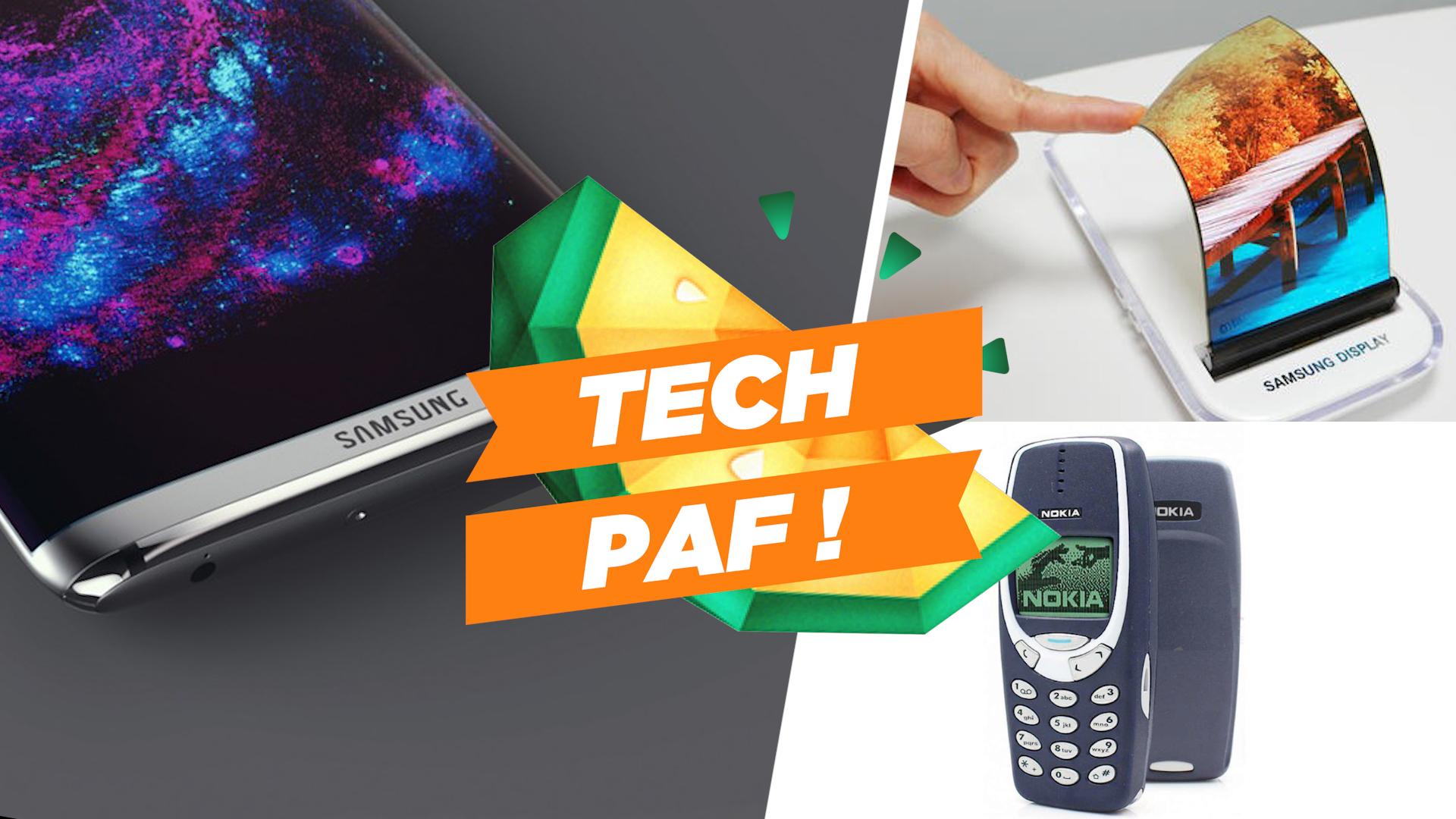 Venez discuter en direct des annonces du MWC 2017 – Tech'PAF #8