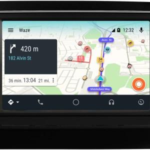 Waze s'invite sur le GPS des Ford, Peugeot, Toyota… – MWC 2017