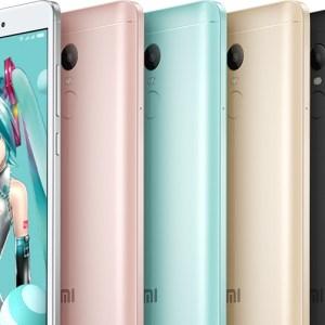 Xiaomi présente le Redmi Note 4X avec des caractéristiques décevantes