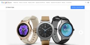 LG Watch Style : elle arrive au Canada, toujours rien en Europe
