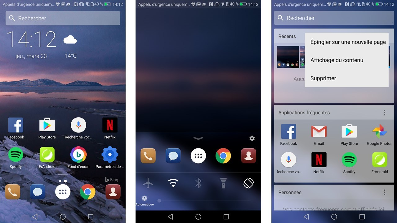 Découverte d'Arrow 3.0, le launcher Android par Microsoft