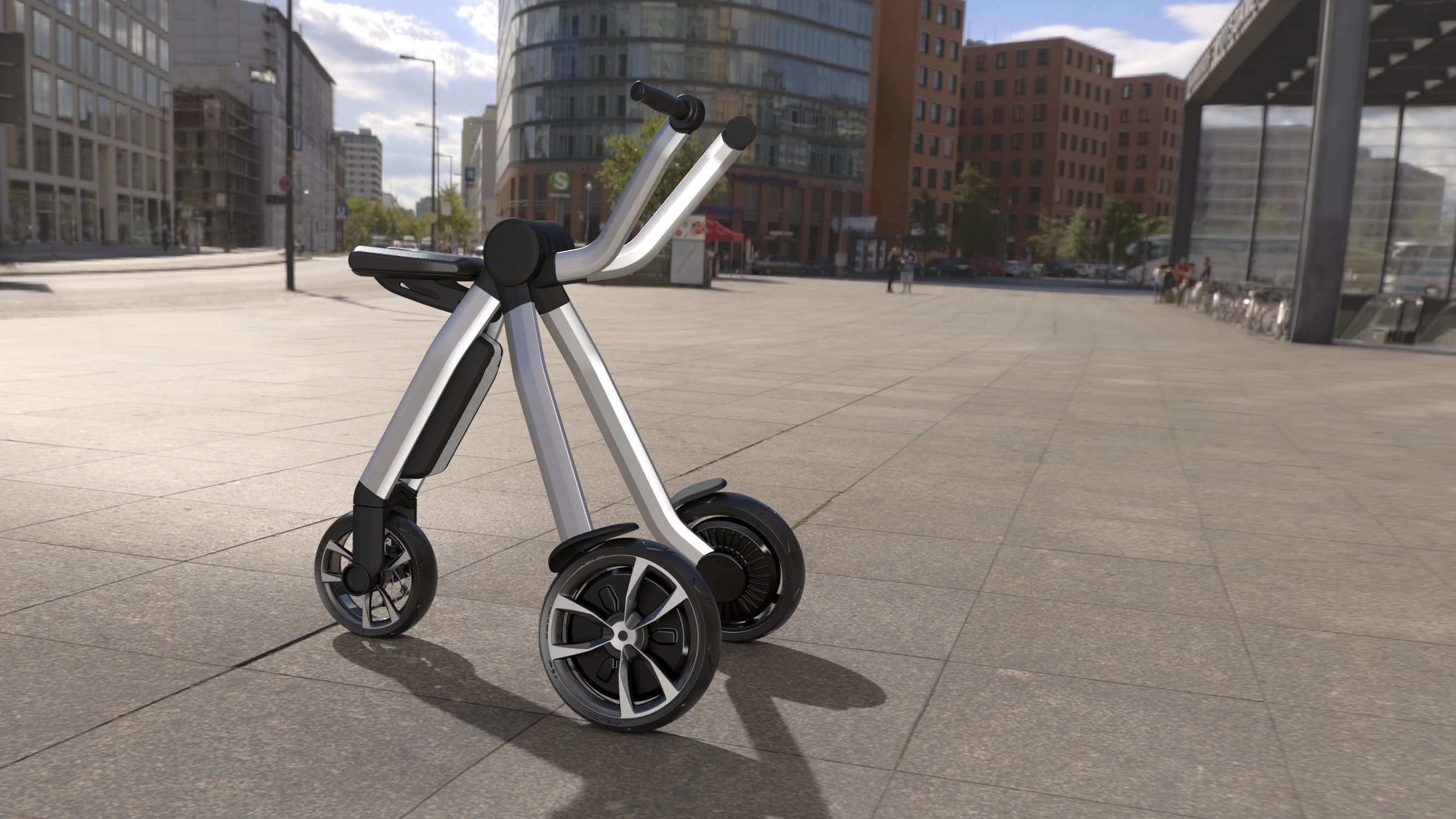 Drones et robots : au MWC, Ford montre tout sauf des autos