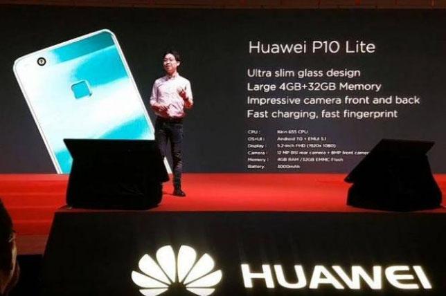 Huawei P10 Lite : pas encore annoncé, mais déjà en précommande