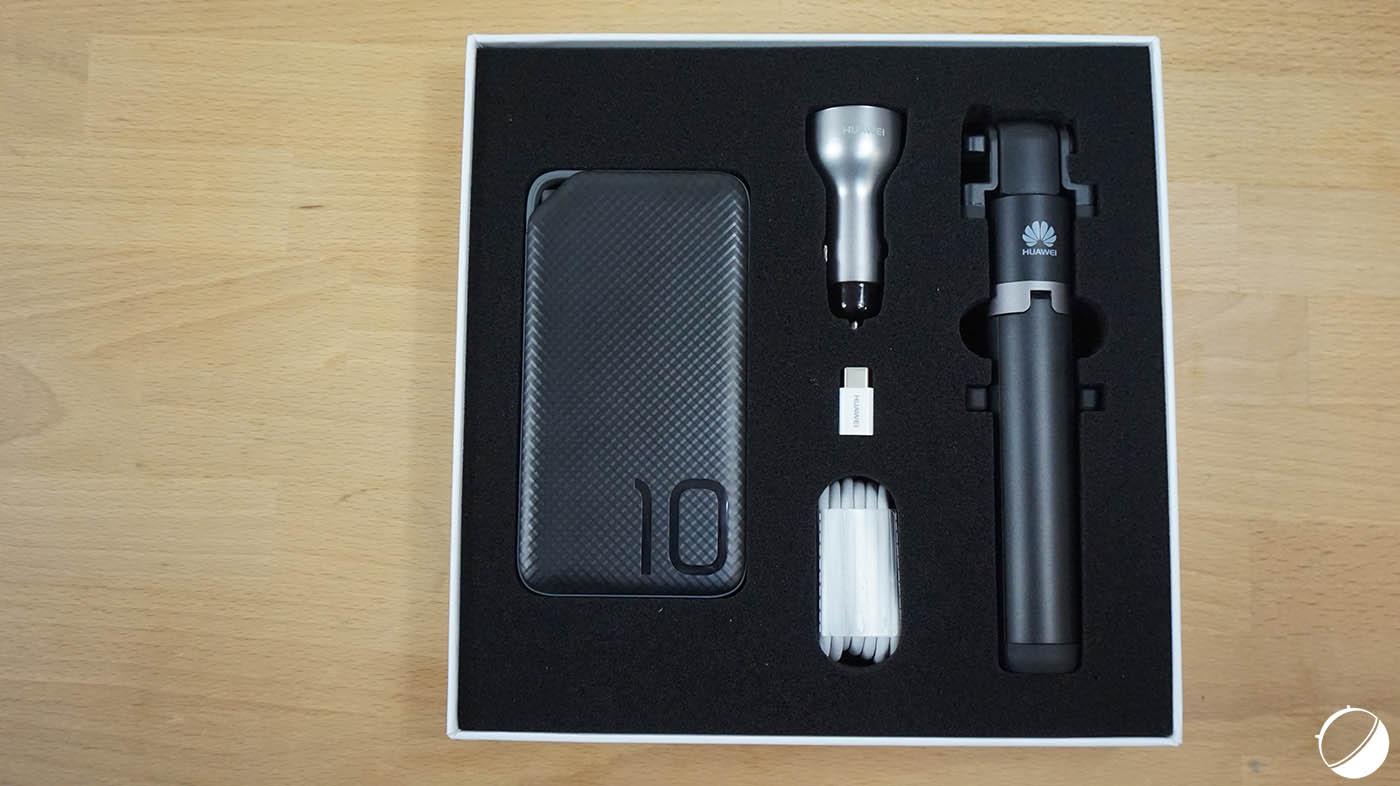 Huawei P10 : un beau pack d'accessoires offert pour la précommande
