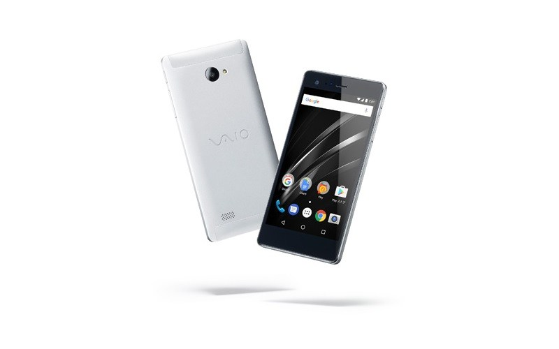 Vaio lance son premier smartphone sous Android et concurrence Sony