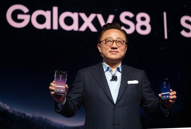 Samsung promet que les stocks de Galaxy S8 seront suffisants