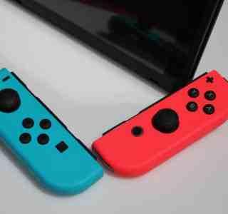 Nintendo Switch : une mystérieuse mise à jour pour les Joy-Con
