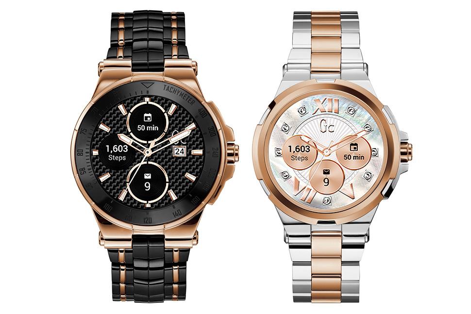 L'horloger Gc présente sa première montre connectée de luxe
