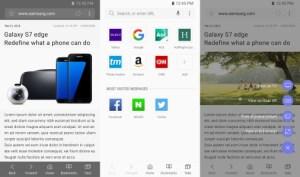Le navigateur de Samsung arrive sur le Play Store et attaque Google Chrome
