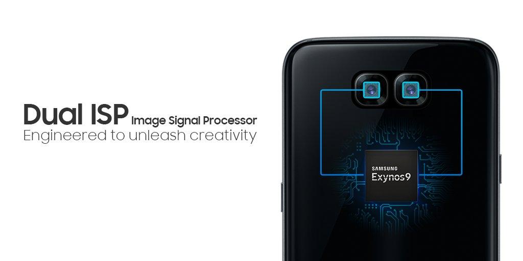 Samsung se lance dans le double capteur photo… pour le Galaxy Note 8 ?