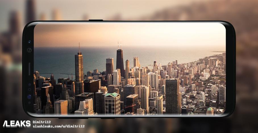 Samsung Galaxy S8 : un nouveau raccourci pour déclencher l'appareil photo