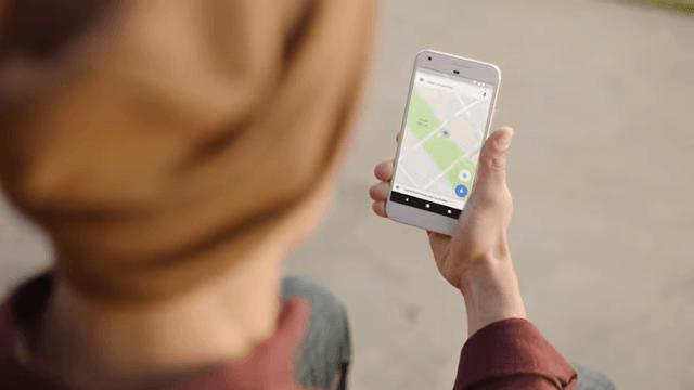 Google Maps tease une fonction pour partager sa position en temps réel