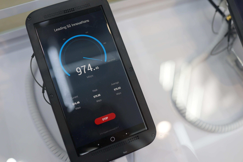 974,46 Mbps en 4G LTE avec le ZTE Gigabit Phone
