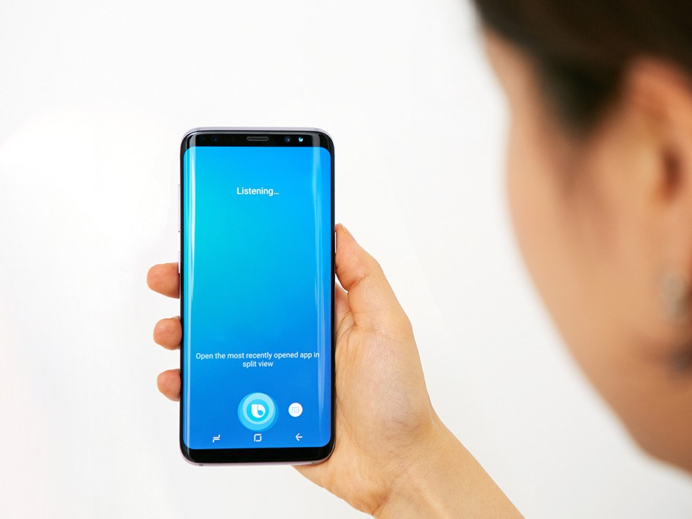 Bixby : l'assistant vocal du Galaxy S8 encore retardé