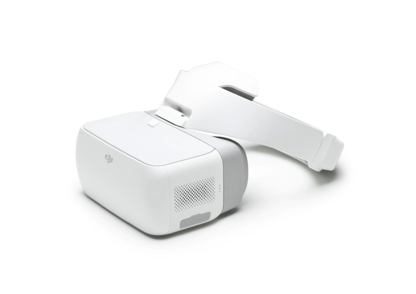 DJI Goggles : la réalité virtuelle à portée des drones avec ce casque FPV