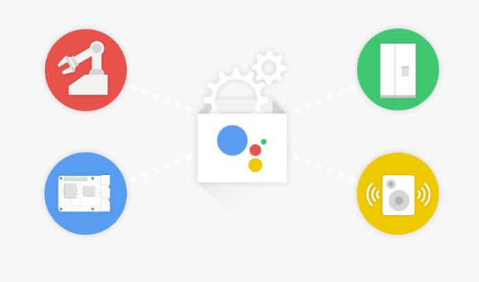Les développeurs peuvent intégrer Google Assistant dans des produits tiers grâce au SDK