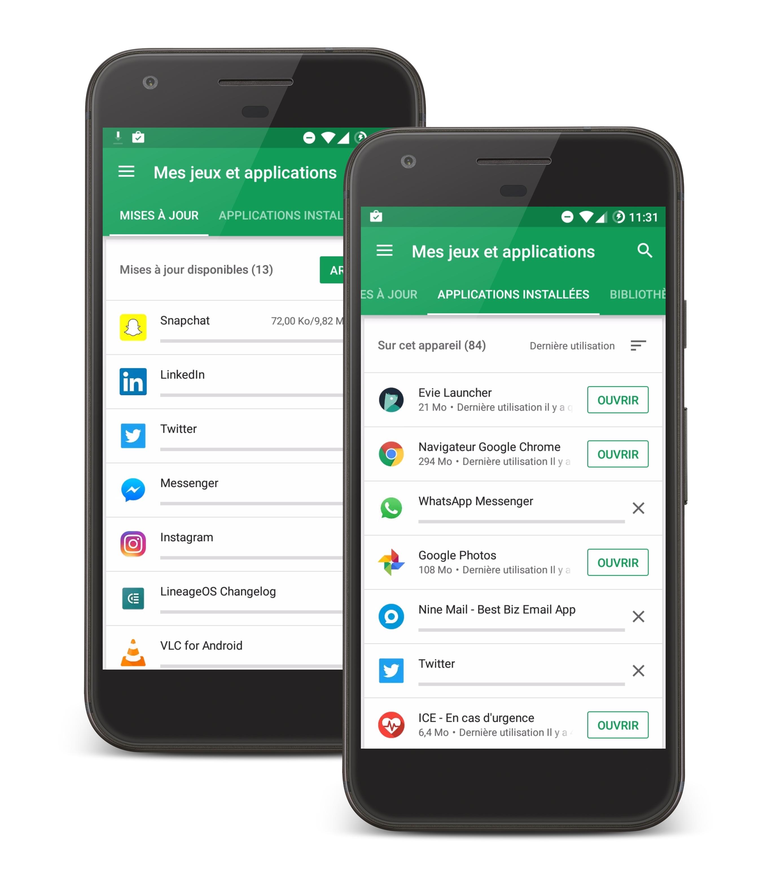 Le Google Play Store ajoute enfin une fonctionnalité pourtant indispensable