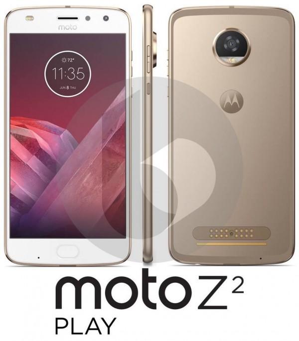 Après le Lenovo Moto Z2 Force, voici le Moto Z2 Play