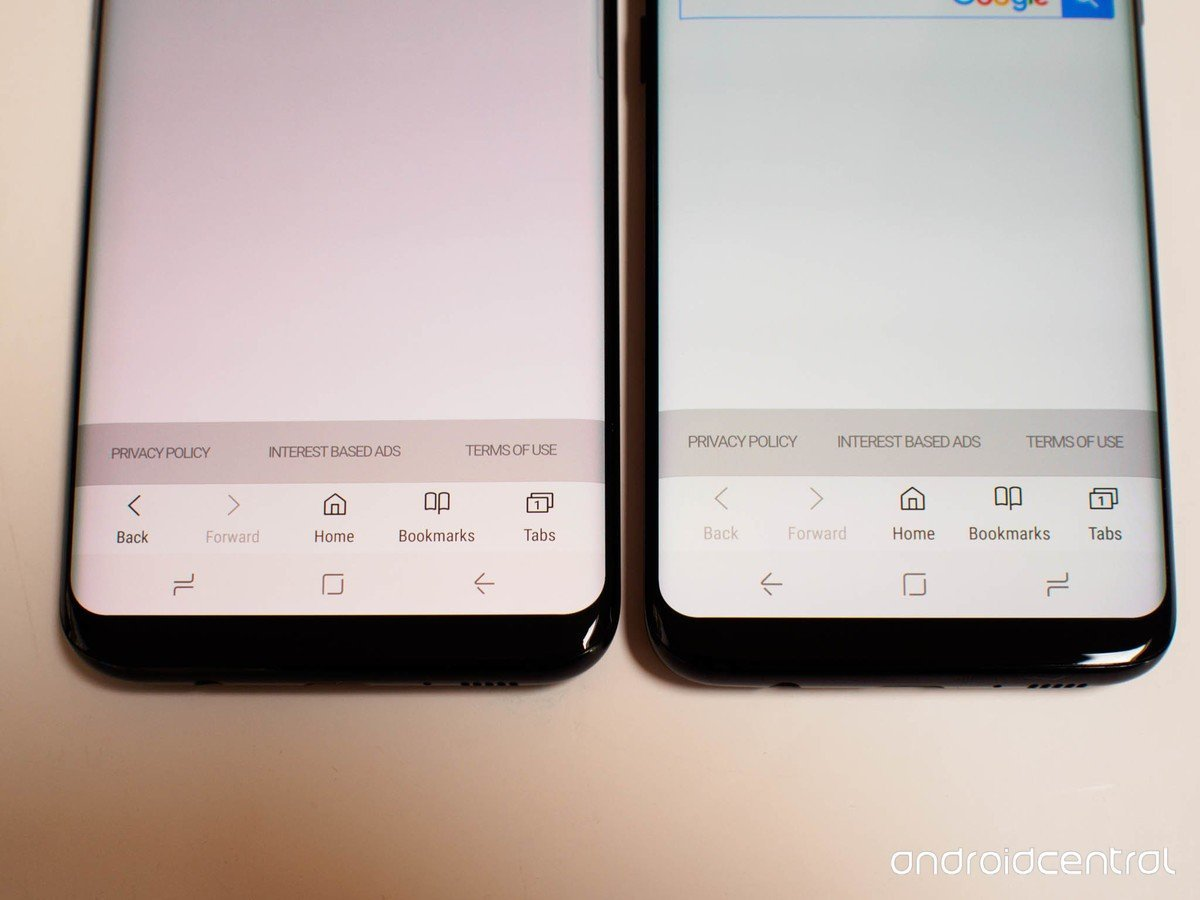 Finalement, Samsung remplacera les Galaxy S8 qui voient rouge