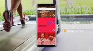 Google Play Musique devient le lecteur audio par défaut sur les appareils Samsung