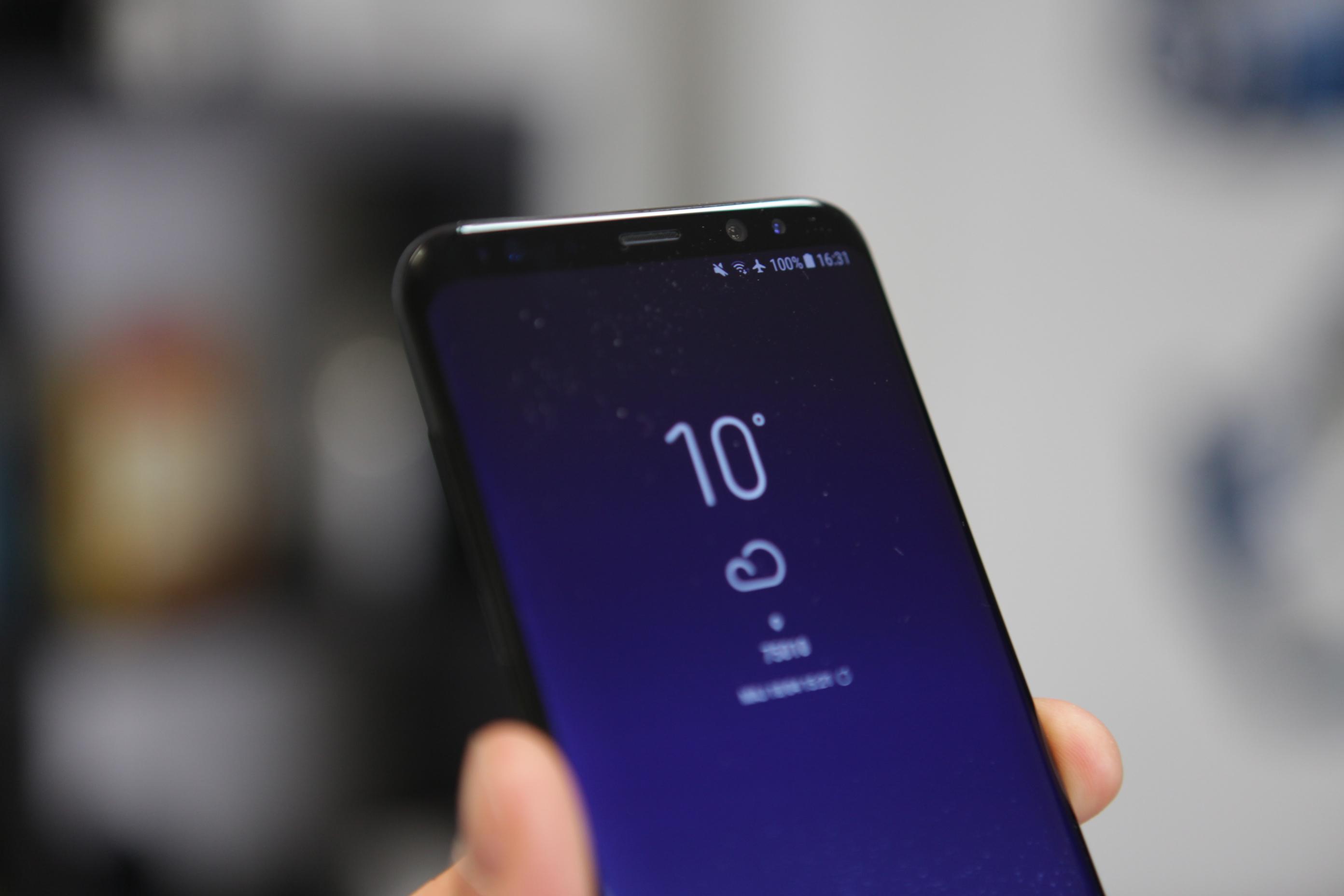 Samsung Galaxy S8 : des utilisateurs se plaignent d'un problème de chargement