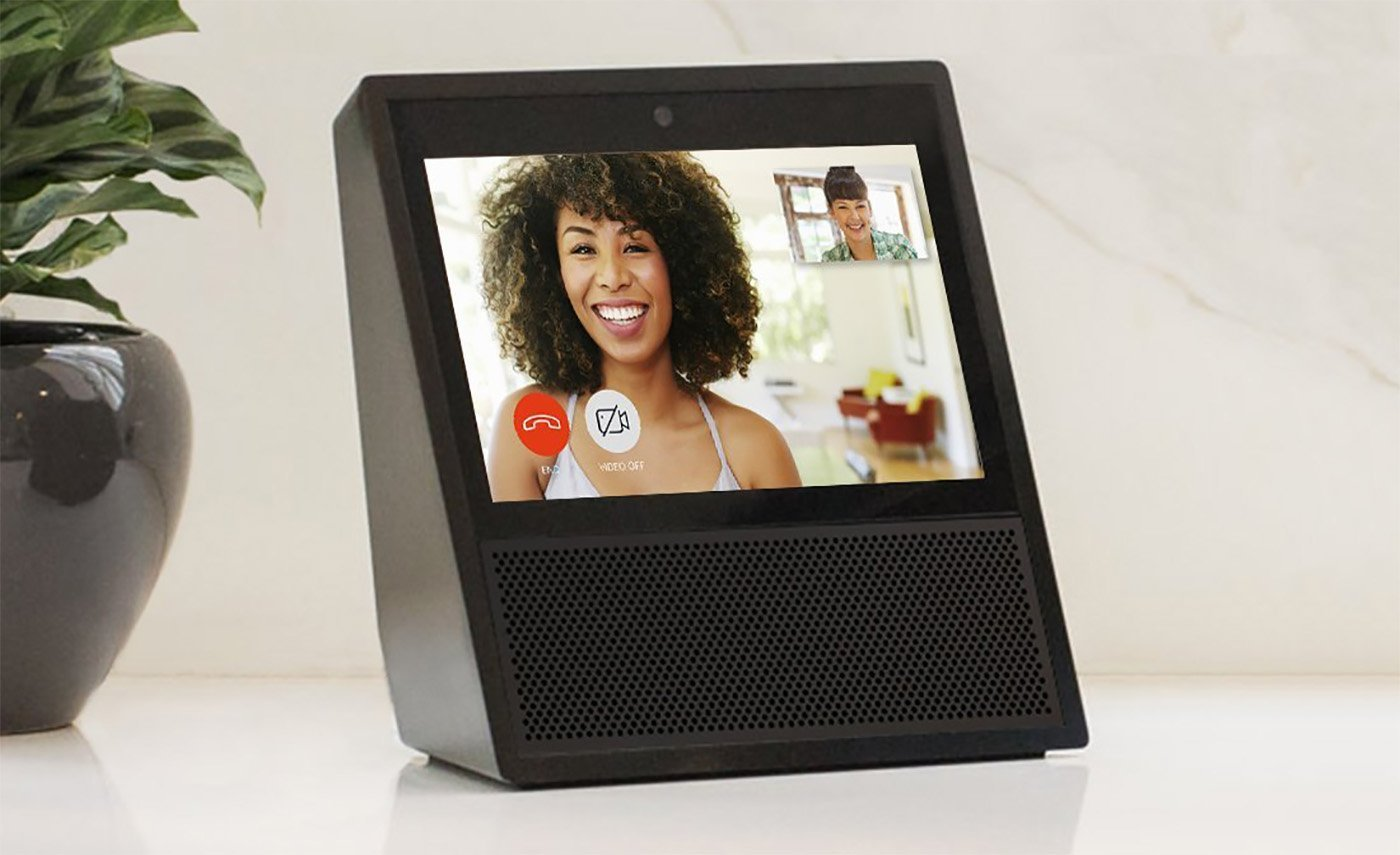 Echo Show : l'interphone vidéo intelligent, la nouvelle idée d'Amazon