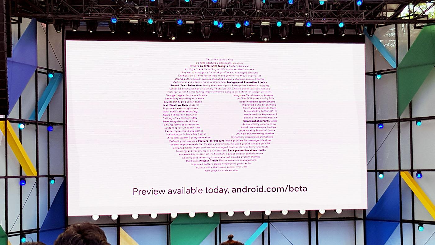 Android O : quelles sont les nouveautés de la Developer Preview 2 ?