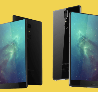 Umidigi Crystal : des copies du Xiaomi Mi Mix avec un format plus compact et un tout petit prix