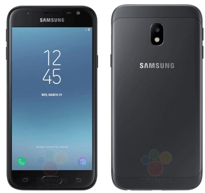 Samsung Galaxy J3 (2017) : voici à quoi il ressemble