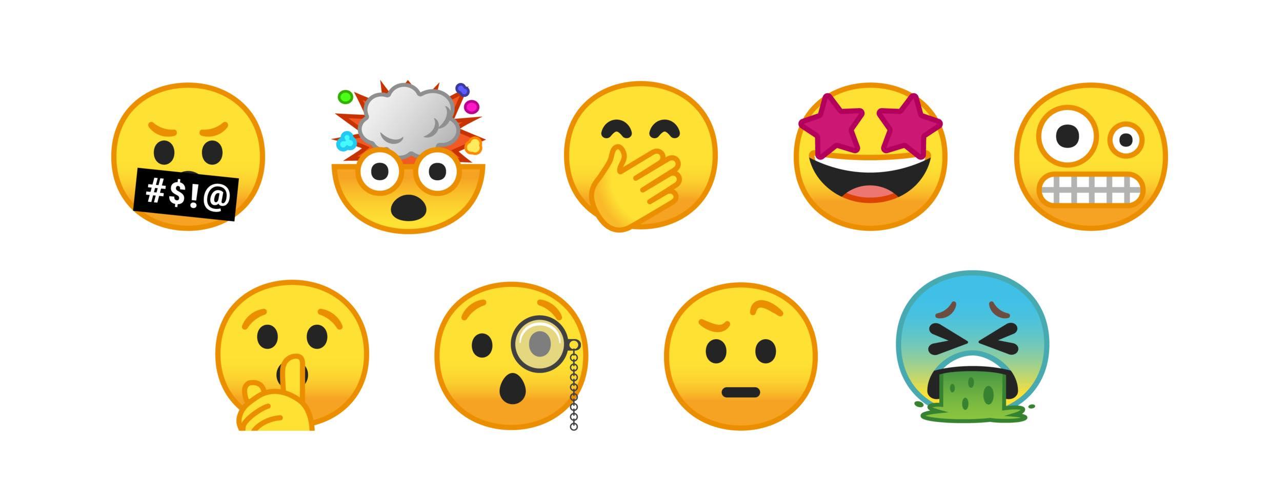 Google veut régler le problème de fragmentation des emojis sur Android