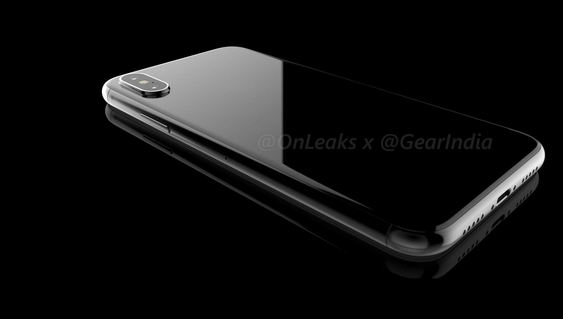 L'iPhone 8 et son écran sans bordures se montrent en images et en vidéo