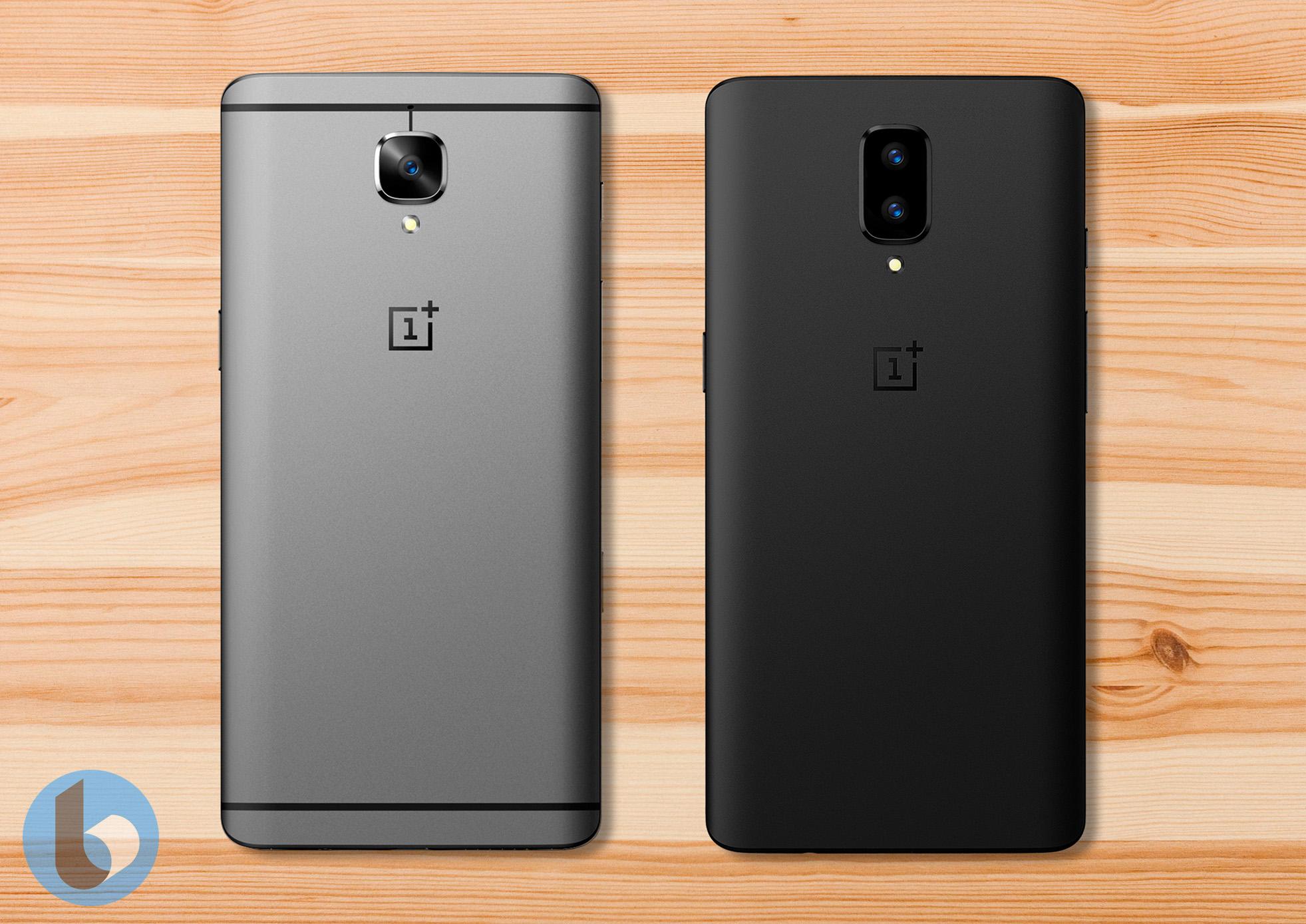 De quelle couleur devrait être le OnePlus 5 ? À vous de voter