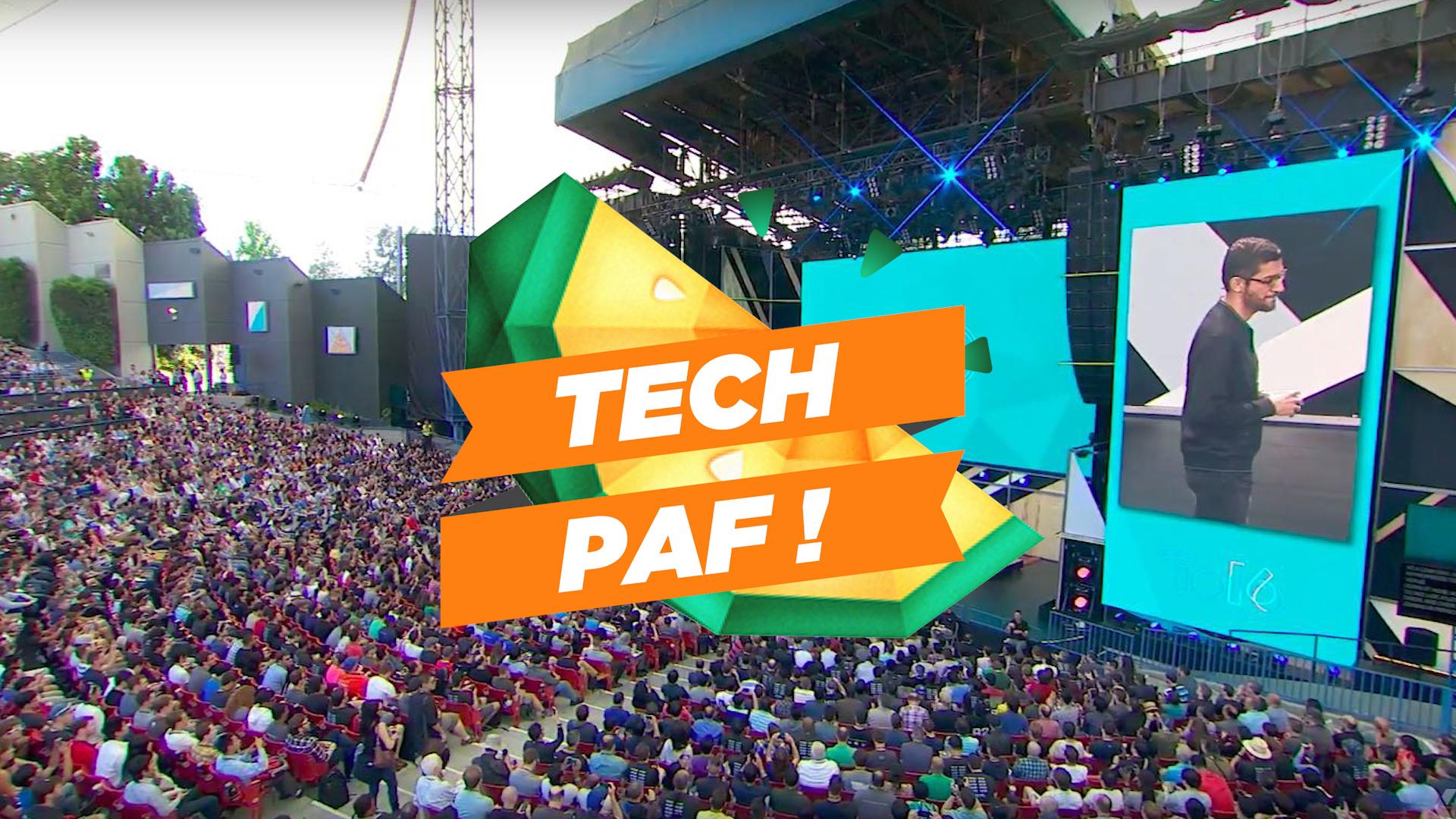 Google I/O 2017 : que faut-il attendre de l'évènement ? – Tech'PAF #12