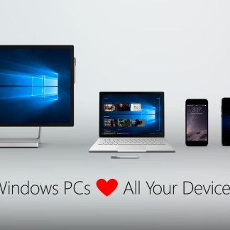 Microsoft mise sur Android et iOS pour la prochaine version de Windows 10