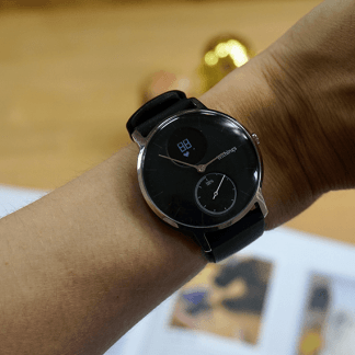 Test de la Withings Steel HR : élégante, connectée et sportive