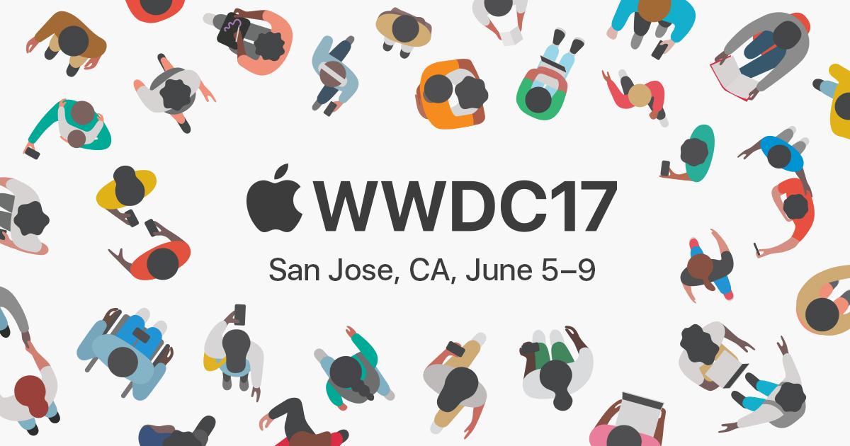 Apple : comment suivre la WWDC 2017 en direct
