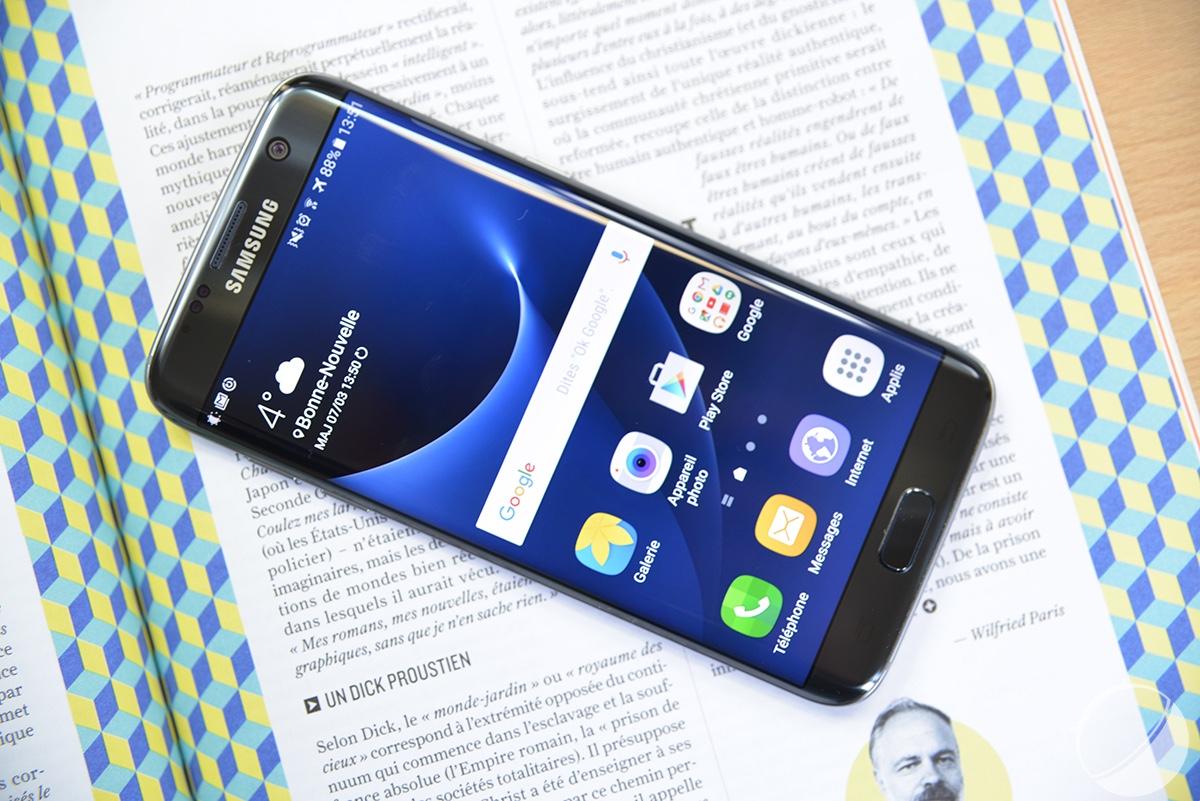 Le Samsung Galaxy S7 pourrait profiter de One UI et Android 9 Pie